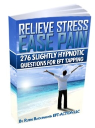 What if relief comes when you get neutral with those stressful thoughts?